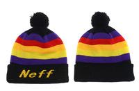 Factory price neff beanie snowboard winter ski skullies warm knitted ball hat cap