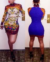 Женское платье Slim Fit o Bodycon