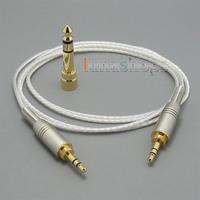 Silver Plated headphone Cable For ultrasone HFI-2400 pro900 PROline2500 PROline750