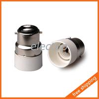 B22 to E14 Lamp Holder Adapter Base Socket Converter for Light Bulb 5pcs/lot Wholesale