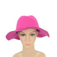2015 lady's fashion fedora hat