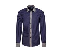 2015 camisa masculina blusas jeans shirt camisa DUDALINA roupas casual men male imported clothing xadrez blusa masculina 2203