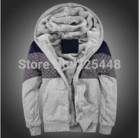 free shipping brand 2015 new designer hoodies men sweatshirt sets jacket 3color Hooded collar sports suit hot promotion 20