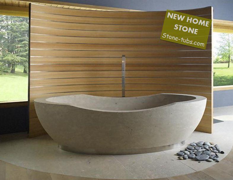Popular japanese soaking tub buy cheap japanese soaking for Limestone tub
