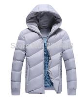 2015 Brand Fashion Down & Parkas Outdoor Hood Warm Windproof Winter Jacket Men Casual Men's Jacket down winter Hoodies men 90