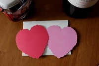 100pcs10cm heart Paper(without rope) Blank Kraft Paper Marked Blank Card Hand Draw Tags Labeled Card bookmark wedding Invitation