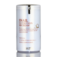 1pcs 40ml SKIN 79 Snail BB Cream SPF45 PA+++ Korea Makeup Cream Perfect Cover BB Cream Oil-control Whitening Original Package