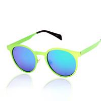 2015 fashion round  sunglasses women matal frame colors sun glasses men sunglasses vintage brand designer  eye glasses JHSG009