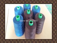 bamboo spun Polyester thread for 40/2