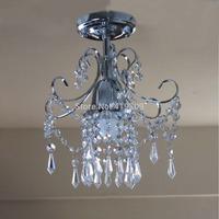 Crystal lamp pendant light fashion entrance lights lamps restaurant lamp bedroom lamp crystal lamp ceiling light  Crystal lamp
