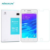 nillkin 9H Anti-Explosion Tempered Glass Film Screen Protector for samsung Z1 Z130H tizen smart phone