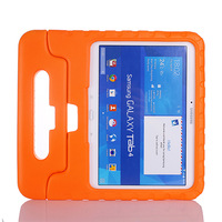 Foam EVA Shock Proof Durable Kids Children Handle Stand Back Cover Case For Samsung Galaxy Tab 4 10.1 T530 T531 T535  Shell