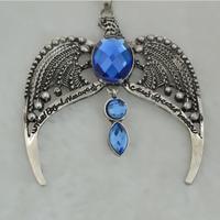 Harry potter revenclaw eagle vintage necklace lost the crown necklace