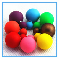 8 Colors Genuine Brand Designed Trendy Cute Charm Double Pearl Statement Ball Stud Earrings Accessories Jewelry For Women