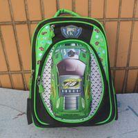New Fashion Children Shoulder School bags For Boys Kids School Backpacks Schoolbag For Primary 3D EVA