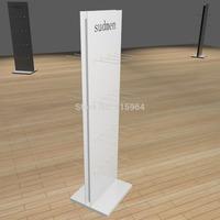acrylic floor socks display