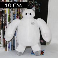 New 2015 Big Hero 6 Baymax Plush Dolls High Quality Baymax Stuffed Soft Toys Dolls For baby toy Brinquedos Birthday Gift 10cm
