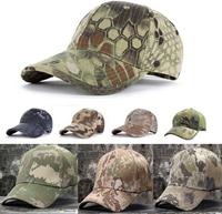 camouflage Tactical Airsoft Hunting Wargame Baseball Hat Cap outdoor Shooting Hunting Sniper Fishing Cycling Camping Hiking Hats