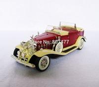 1932 Cadillac Phaelon V16 Signature Diecast Vintage Car Model 1:32 Scale Die cast Vehicle Toy SD13