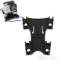 10355 Action Camera Kite Line Mount & Kite Mount For GoPro Hero 2 3 3+ 4 Camera Black