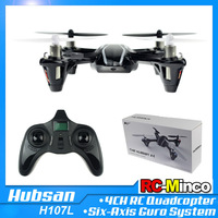 Original Hubsan X4 H107L 2.4G 4CH Mini Quadcopter RTF Radio Control RC UFO Quadcopter Helicopter Toys