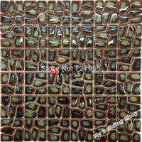 Art porcelain mosaic wall tiles backsplash PCMT131 bathroom ceramic tile kitchen mosaic porcelain tiles