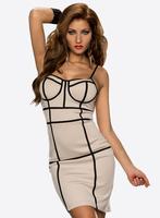 Women Sexy Sundress Casual Body Shaped Dresses