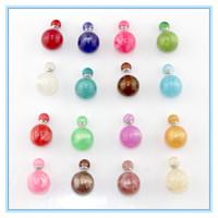 Fashion Hot Selling Earrings Multicolor Double Side Wear Pearl Stud Earrings Big Pearl Earrings For Women