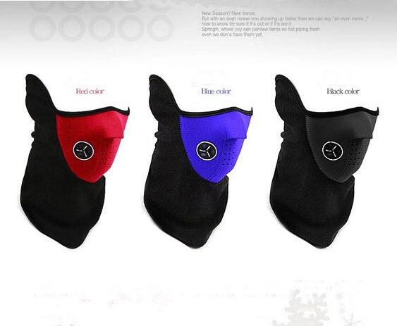 2015 Thermal Neck warmers Fleece Balaclavas CS Hat Headgear Winter Skiing Ear Windproof Warm Face Mask Motorcycle Bicycle Scarf(China (Mainland))