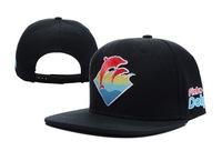 17 style wholesale retail dropship support Pink Dolphin snapback hat classic baseball cap adjustable bone gorras
