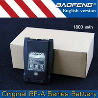 Original Baofeng Pofung battery 1800mAh for Baofeng A5 A9 A Series Free Shipping