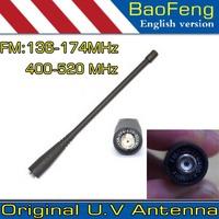 Original BAOFENG UV 5R Dual Band Antenna For BAOFENG UV-5R uv-5RE UV-B6 uv b5 A-F  136-174MHz 400-520MHz Free Shipping