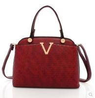 2014 vintage handbag shoulder bag messenger bag bag women's bag women's handbag 104c