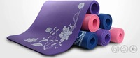 New hot Tasteless 10mm thick yoga mat fitness mat widening lengthened supine cushion slip