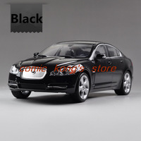 Toys hobbies Welly 1:24 2010 Jaguar XJ XF alloy car models gifts / collections preferred free shipping
