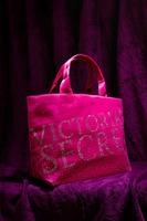 Promotion 2015Hot Victoria   love pink Diamond  Large Striped message Bag Beach Bag  Work Shoulder  Bag  Shopping Bag Vs