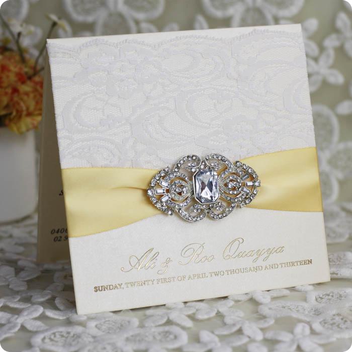 87c47f527de5c 15 invitaciones sobrias para matrimonios elegantes