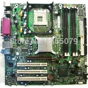 D865GRH Motherboard Socket 478 P4 865G TESTED(China (Mainland))