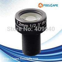 """1/2.3"""" format high resolution 7.2mm lens"""