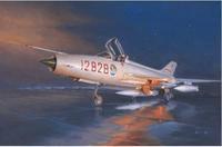 Trumpeter model 02861 1/48  J-7 Fighter