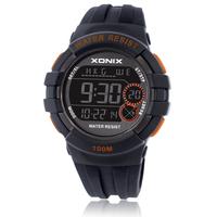 [Free shipping] Xonix 2014 led sports waterproof child multifunctional electronic watch ka