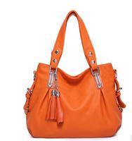 The new women's genuine leather handbags all-match messenger bags, women messenger bags, shoulder bags, women handbag6821