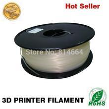 Transparent Red multi Color 3D Printer Filament PLA 1.75mm 1kg Plastic Rubber Consumables Material