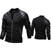 Free shipping 2015 new hot mens jacket cotton outwear men's coat casual fit style designer fashion jacket M~XXXL PJ08
