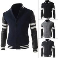 2015 spring Autumn new men Fashion jacket  Men Casual Thin Windbreaker outwear Coats men slim fit  sweater Free Shipping! PJ10