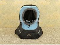 Pet Carrier Backpack Portable Pet Dog Carrier Travel Bag Pet Front Bag Mesh Backpack Head Out