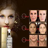 Anti Wrinkle Anti Aging Collagen 24k Gold Essence Moisturizing Skin Whitening Cream Treatment Face Care Hyaluronic Acid Liquid