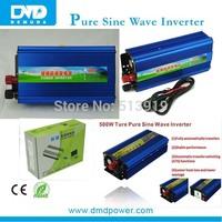 DC AC inverter 12v 220v pure sine wave inverter500