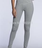Solid color  Running pants legging Spandex pant Fashion designer Lycra Legging 120 pcs/lot