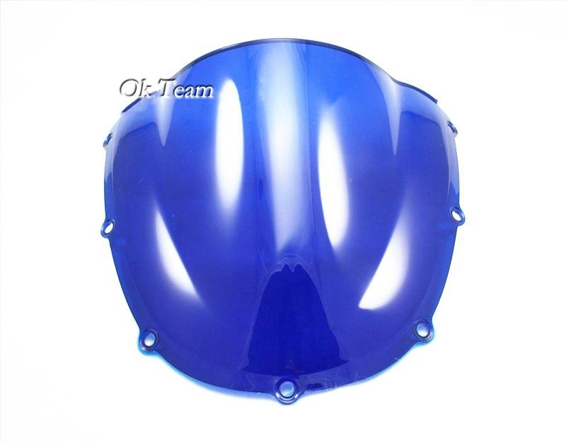 Ветровое стекло для мотоцикла CBR 954 RR 02-03 Blue 954RR CBR 2002/2003 02/03